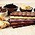 Chocolate 36% Milk Branco Com Gengibre - Luzz Cacau 75g - Imagem 4