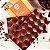 Chocolate 62% Dark Com Pitanga - Luzz Cacau 75g - Imagem 1