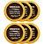 Pasta Corretiva para Sobrancelhas Mahav 6 Unid Atacado - Imagem 1
