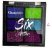 Paleta de Sombras Six Glitter Chandelle - Imagem 3