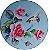 Sousplat Sublimado- Beija Flor - Kit com 4 unid. (Capa + MDF) - Imagem 1