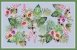 Toalha estampa Flores aquarela - Tecido com Impermeabilidade - Imagem 1