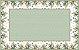 Toalha de Mesa Barrado de flores - Linho - Imagem 1