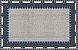 Toalha estampa Listras Azul - Tecido com Impermeabilidade - Imagem 1