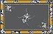 Toalha de Mesa  Grafite Ibisco - Tecido com Impermeabilidade - Imagem 4