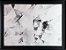 Abstrato Preto e Branco I - Imagem 1