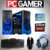 Cpu Gamer Pcyes i7 16gb Ssd240 / 1tb Rx550 4gb + Kit Gamer - Imagem 1