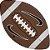 Bola De Futebol Americano Nike All Field 3.0 FB 9 Official - Imagem 3