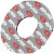 Almofada De Manopla EVS Grip Donuts - Imagem 4