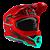 Capacete O'Neal 3Series Helmet Riff 2.0 - Vermelho - Imagem 2
