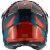 Capacete O'Neal 3Series Helmet Triz - Vermelho/Verde - Imagem 2