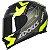 Capacete Axxis Eagle Diagon Matte - Imagem 7