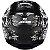 Capacete Axxis Eagle Skull Matte - Preto/Cinza - Imagem 6