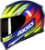 Capacete Axxis Eagle Speed Gloss - Azul/Amarelo - Imagem 3