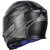 Capacete Axxis Eagle Speed Matte - Preto/Cinza - Imagem 8