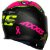 Capacete Axxis MG16 Celebrity Marianny M B - Rosa - Imagem 8