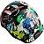 Kit de Proteção Infantil Atrio Monster (Capacete + Cotoveleiras + Joelheiras + Luvas) - Imagem 4