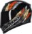 Capacete Axxis Eagle Dreams Gloss - Ocre HD - Imagem 2