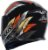Capacete Axxis Eagle Dreams Gloss - Ocre HD - Imagem 3