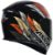 Capacete Axxis Eagle Dreams Gloss - Ocre HD - Imagem 5
