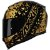 Capacete Axxis Eagle Breaking Gloss - Dourado - Imagem 6