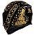 Capacete Axxis Eagle Breaking Gloss - Dourado - Imagem 7