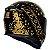 Capacete Axxis Eagle Breaking Gloss - Dourado - Imagem 9