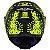 Capacete Axxis Eagle Breaking Matte - Amarelo - Imagem 8