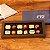Caixa visor com cinta personalizada + 12 bombons - Imagem 1