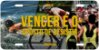 """Placa Decorativa Triathlon """"Vencer"""" - Imagem 1"""