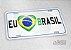 Placa Decorativa Eu Amo Brasil - Imagem 2