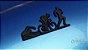 Adesivo Triathlon - MASC (Cromado e Preto) - Imagem 2