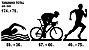Adesivo Triathlon - MASC (Cromado e Preto) - Imagem 3