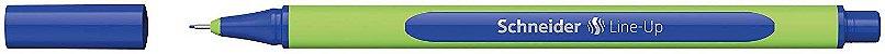 FINELINER LINE-UP AZUL 0.4 - SCHNEIDER - Imagem 1