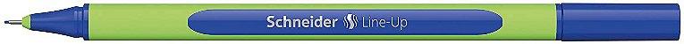FINELINER LINE-UP AZUL 0.4 - SCHNEIDER - Imagem 5