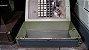 Antiga Caixa Máquina Registradora Metal Elétrica - Imagem 3