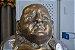 Buda Gagliastri Em Bronze E Alumínio  - Imagem 2