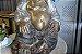 Buda Gagliastri Em Bronze E Alumínio  - Imagem 3