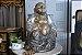 Buda Gagliastri Em Bronze E Alumínio  - Imagem 1