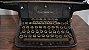 Antiga Máquina De Escrever Continental  - Imagem 2