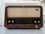 Antigo Rádio Rca Victor, Valvulado Em Madeira  - Imagem 1