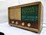 Antigo Rádio Vencedor Em Madeira   - Imagem 2