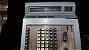 Antiga Caixa Máquina Registradora Metal Eletrica - Imagem 2