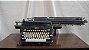 Antiga Maquina De Escrever Royal  - Imagem 1