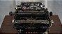 Antiga Maquina De Escrever Remington Funcionando - Imagem 2