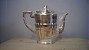 Antigo Bule Banhado A Prata 90 Café Chá Decoração Cozinha - Imagem 1