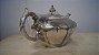 Antigo Bule Banhado A Prata 90 Café Chá Decoração Cozinha - Imagem 3