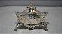 Magnifico Antigo Porta-jóias Em Prata 28k De 1890 - Imagem 1