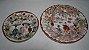 Xícara Chá Café Com Pires Porcelana Japonesa Pintado A Mão - Imagem 3