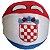 Croáciaball de Pelúcia - Countryball - Imagem 2